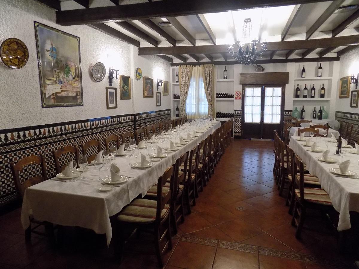 Salones Restaurante Figón de Juan
